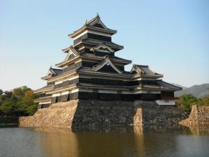 Beautiful Matsumoto Castle